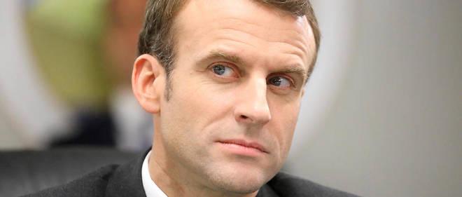 Emmanuel Macron veut défendre le droit des habitants du Venezuela à « s'exprimer librement et démocratiquement ».