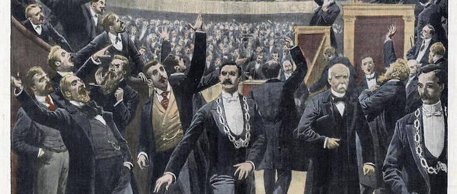 Georges Clemenceau, la figure tutélaire de ceux qui défendent la «démocratie bavarde».