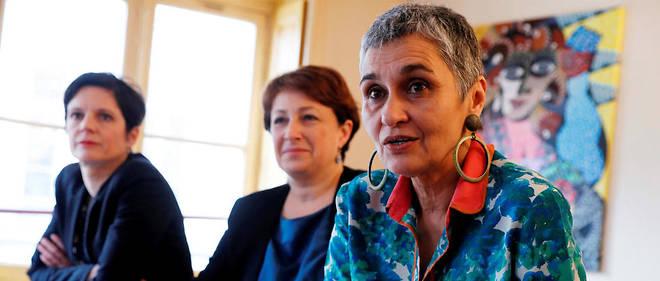 Sandrine Rousseau, Isabelle Attard et Annie Lahmer se retrouvent aujourd'hui sur «le banc des accusés».