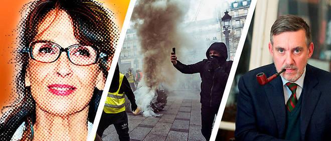 Les indiscrets du «Point»- La police à l'écoute des Gilets jaunes