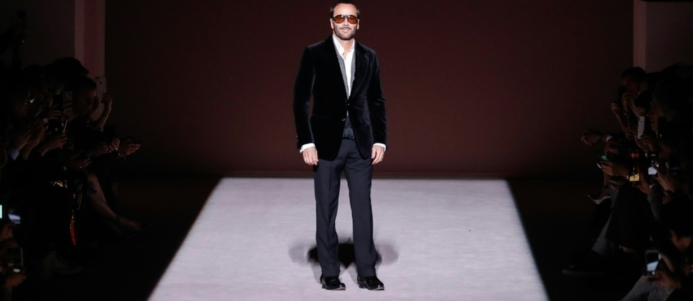 Tom Ford ouvre la Fashion Week, ou les attractions se font rares