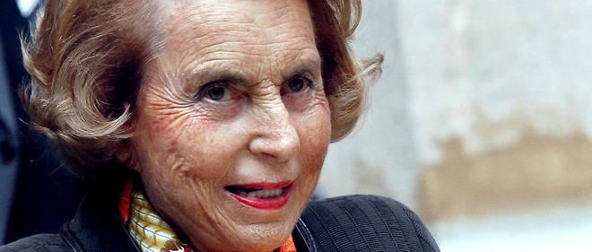 Liliane Bettencourt, décédée le 21 septembre 2017, était alors la femme la plus riche du monde avec une fortune de 39,5 milliards de dollars.