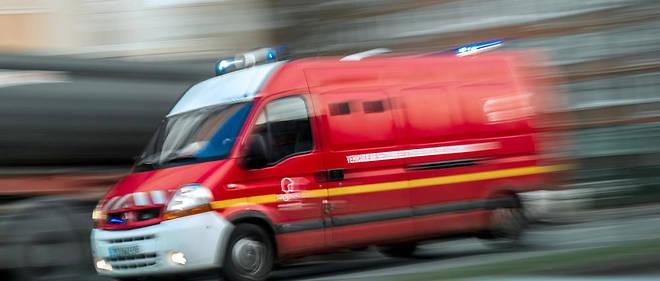 Jusqu'à 83 sapeurs-pompiers et 27 engins ont été engagés (Image d'illustration).