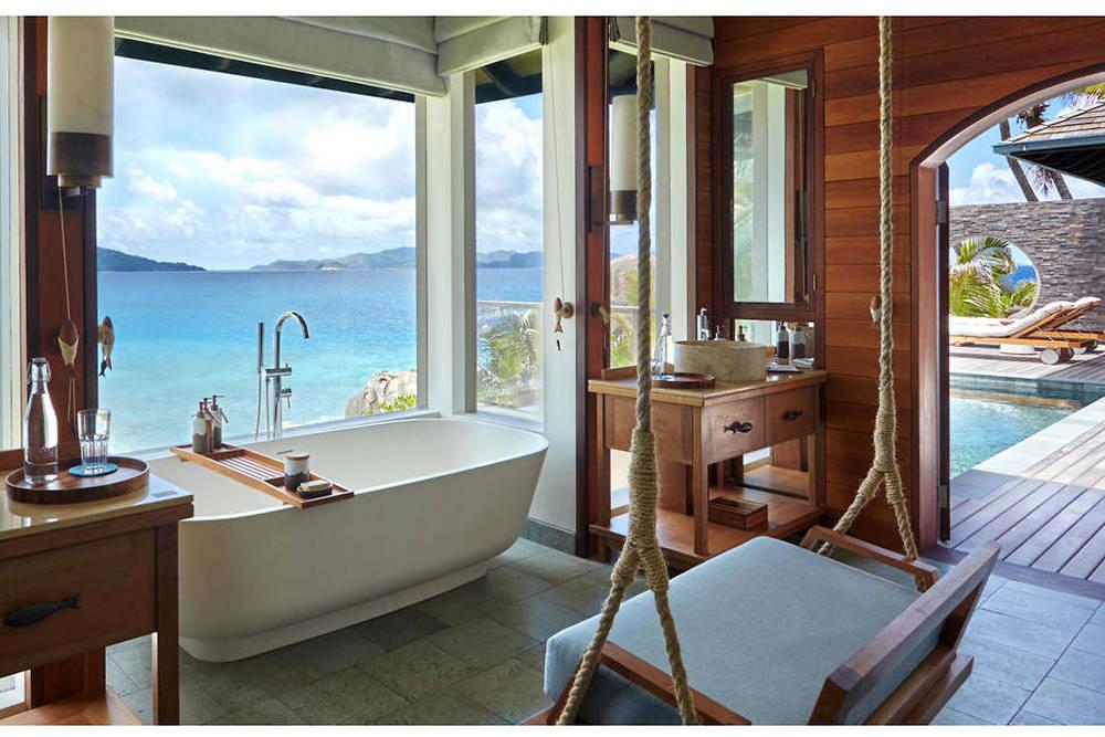 Top 20 des plus belles salles de bains d\'hôtels - Le Point