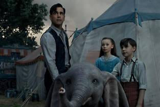 """""""Dumbo"""", en salle le 27 mars."""