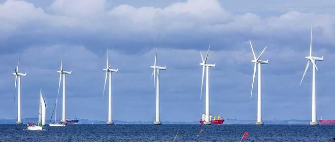 Éoliennes en mer. Le off-shore peut être une solution pour permettre à la France d'atteindre ses objectifs en matière de consommation d'énergies renouvelables.