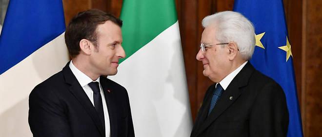 L'échange entre les deux chefs d'État est un pas supplémentaire dans l'apaisement entre Paris et Rome.