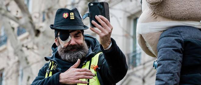 Jérôme Rodrigues va continuer à participer au mouvement des Gilets jaunes.