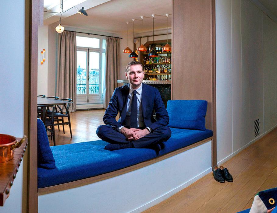 Zen. Face à l'offensive du fonds spéculatif Elliott, Alexandre Ricard, PDG de Pernod Ricard, reste serein… et fourbit ses armes.