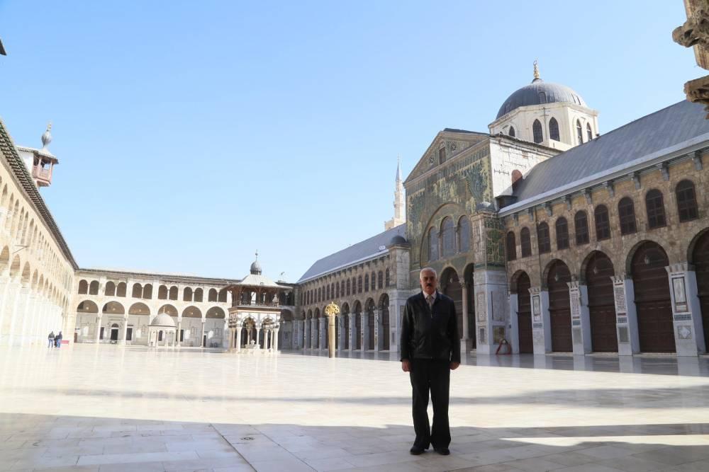 mosquée des Omeyyades, Damas ©  Laure Van Ruymbeke / Le Point