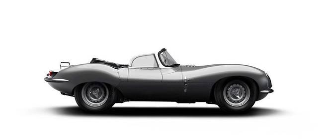 Comme toutes les Jaguar mythiques, la XKSS de 1956 est animée par un 6 cylindres en ligne.