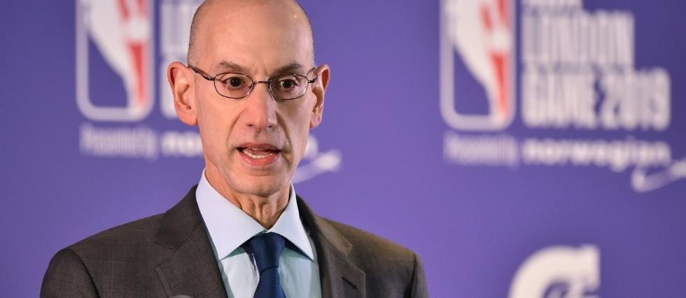 2881db730 La NBA et la FIBA vont lancer un championnat professionnel en ...