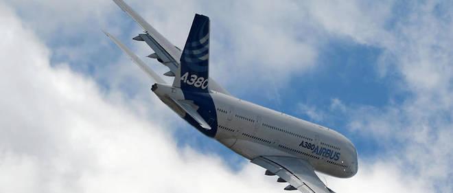 L'A380 pourrait voler au-delà de 2030.