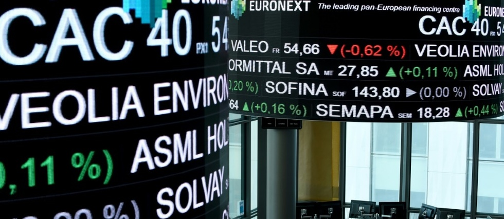 La Bourse de Paris evolue prudemment