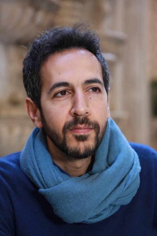 """Le réalisateur d'""""Amal"""", Mohamed Siam. ©  TalhaMentes"""
