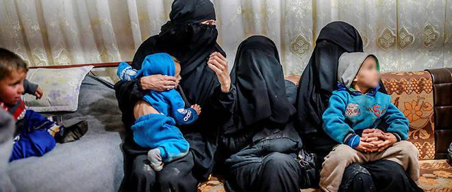 Photo d'illustration. 300 hommes, 300 femmes et 500 enfants français seraient actuellement en Syrie.