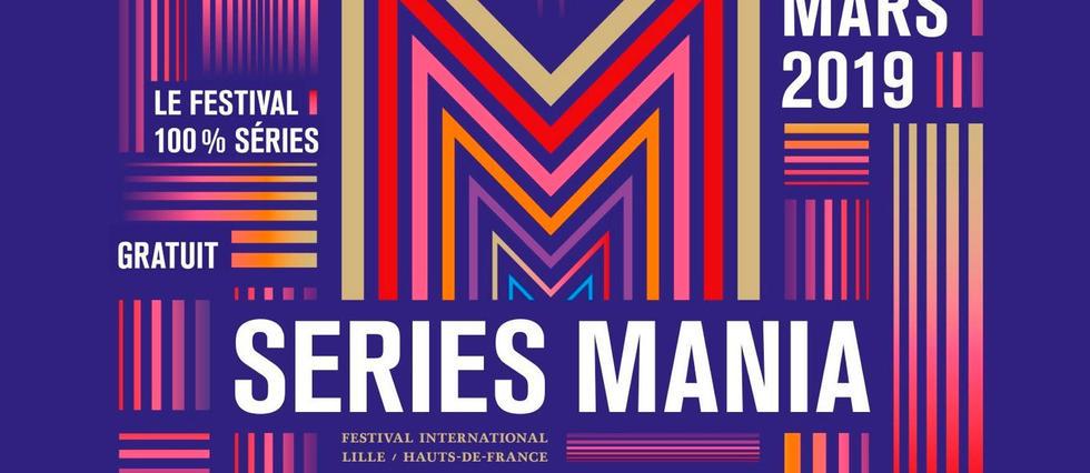 <p>Affiche Séries Mania 2019</p>