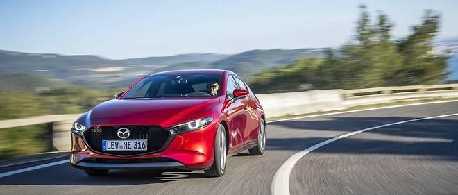 La Mazda 3 de 4e génération prendra toute sa mesure à l'automne, avec son révolutionnaire moteur à essence, Skyactiv-X.