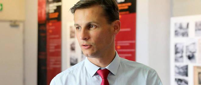 Frédéric Potier est délégué interministériel à la lutte contre le racisme, l'antisémitisme et la haine anti-LGBT (Dilcrah).
