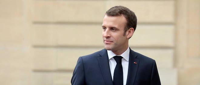 « Je crois qu'aujourd'hui la place doit être au débat, à la réponse démocratique, et elle sera ensuite dans les urnes. Mais nous ne pouvons pas être dans une démocratie de l'émeute », selon Emmanuel Macron.