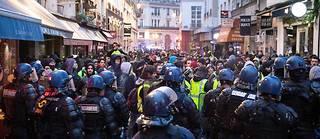 Le mouvement des Gilets jaunes obligera les autorités françaises à réfléchir à leur savoir-faire en matière de maintien de l'ordre.  ©Laure Boyer
