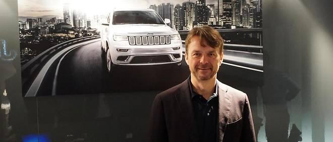 Mike Manley, ex-patron de Jeep promu à la tête du groupe Fiat-Chrysler l'été 2018, renoue avec les fondamentaux en réinvestissant Détroit