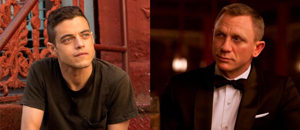 <p>Rami Malek en pôle position pour incarner le méchant du prochain James Bond.</p>