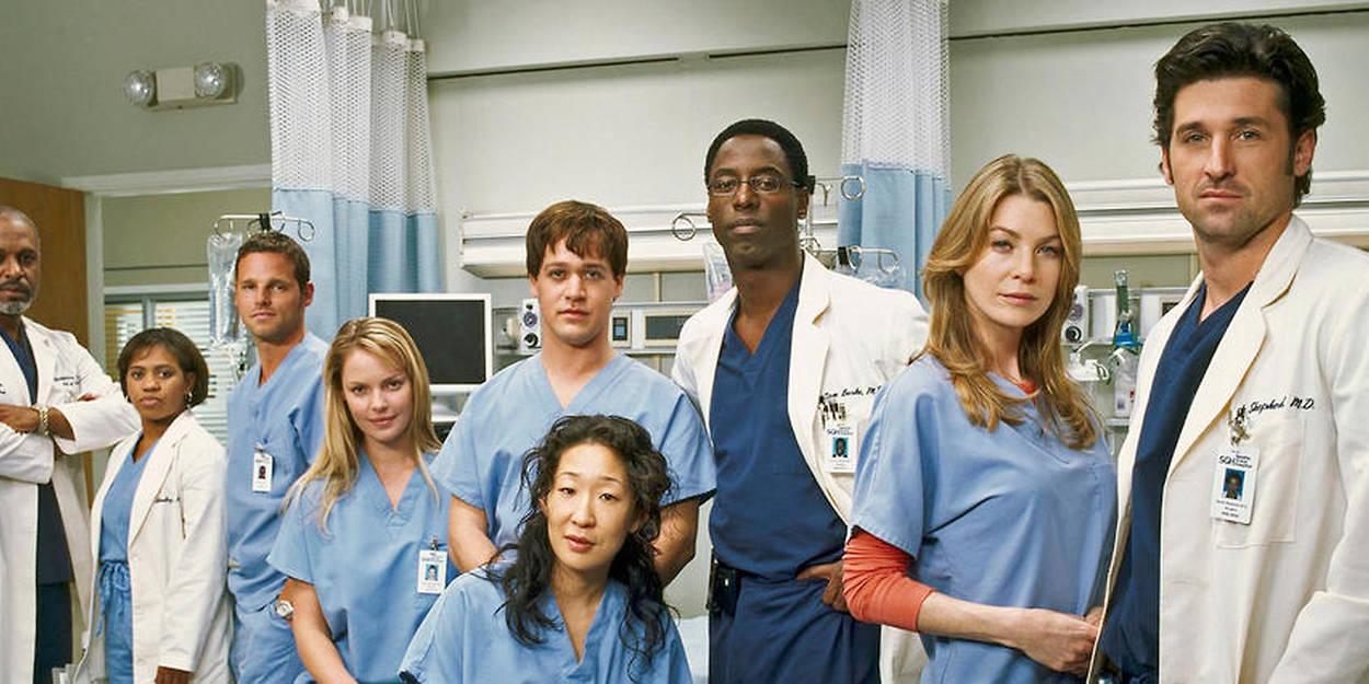 Grey's Anatomy » détrône « Urgences » - Le Point