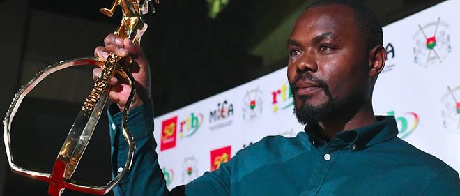 Le Rwandais Joël Karekezi a vu son film primé au Fespaco.