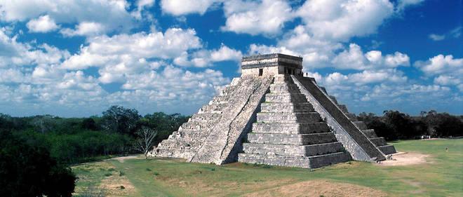 temple maya photo