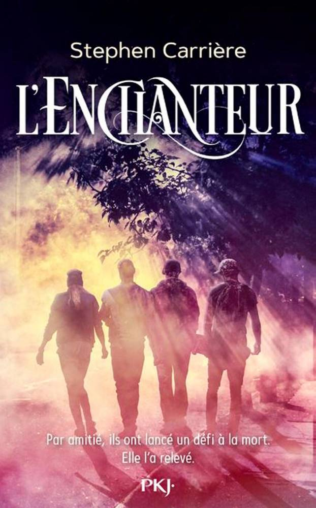 Salon Du Livre L Enchanteur Un Stranger Things