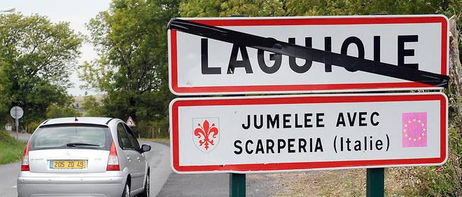 Neuf ans après avoir saisi le tribunal de grande instance de Paris, le village de Laguiole vient d'obtenir le droit de déposer son propre nom. Image d'illustration.