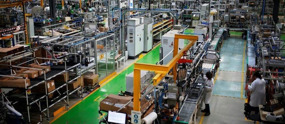 Au Vaudreuil, l'usine 4.0 de Schneider Electric tête de pont de l ...