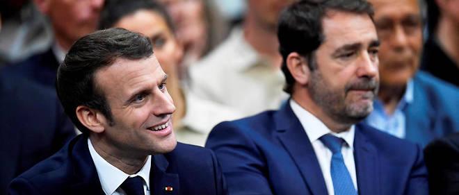 Il s'agit du dixième rendez-vous d'Emmanuel Macron dans le cadre du grand débat.