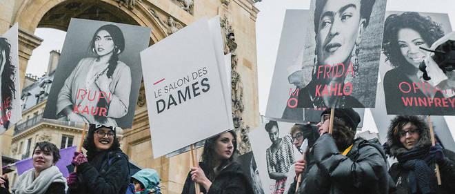 Chaque année, la Journée internationale des droits des femmes a lieu le 8 mars et est l'occasion de nombreuses manifestations lors desquelles les femmes revendiquent notamment l'égalité salariale.