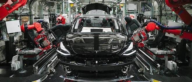Tesla construit une usine en Chine près de Shanghai pour y produire notamment des Model 3.