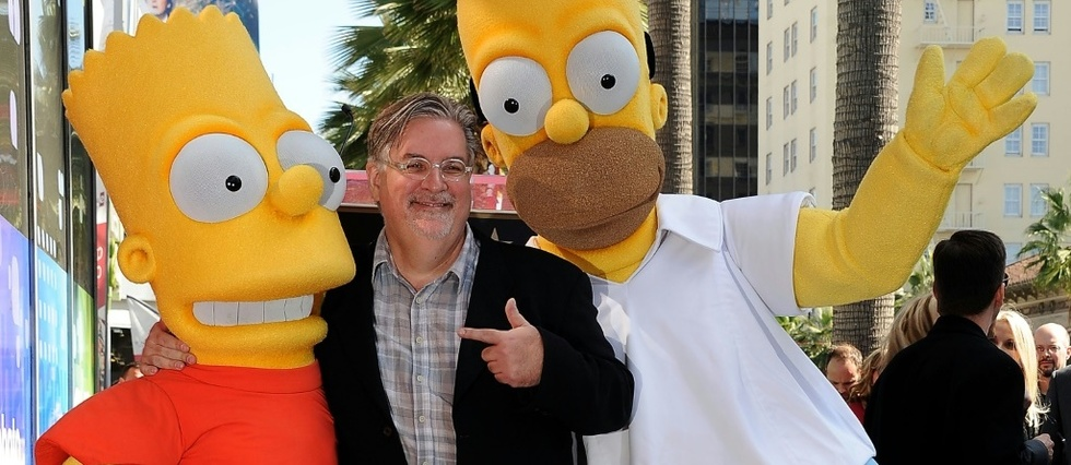 """Les Simpson"" retirent un episode avec Michael Jackson"