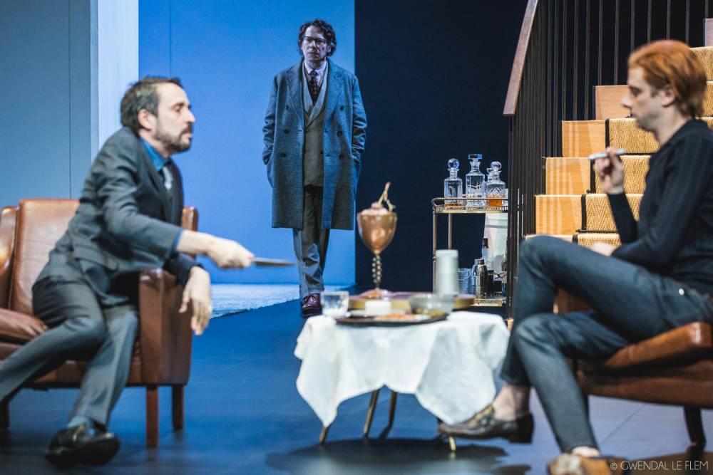 théâtre, humour, suspense ©  Gwendal Le Flem