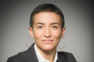 L'enseignante et entrepreneuse Mariame Tighanimine a publié «Différente comme tout le monde» (éditions Le Passeur) en 2017.