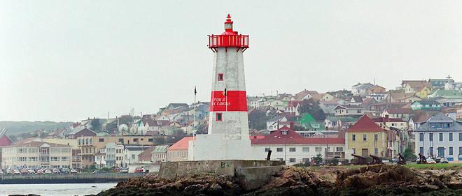 Le phare de l'île aux marins à Saint-Pierre-et-Miquelon figure dans la liste des 18 premiers noms dévoilés pour le Loto du patrimoine 2019.