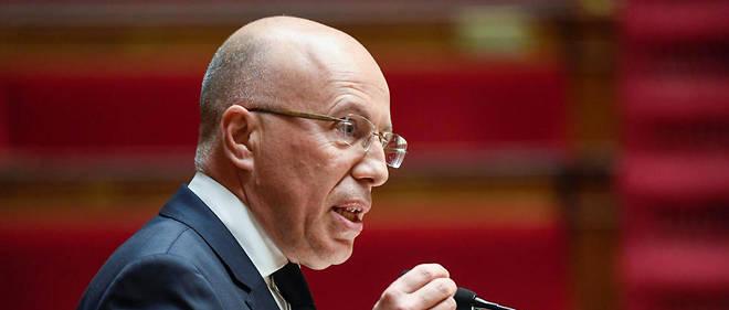 Éric Ciotti a attaqué le député LREM Aurélien Taché, un «porte-parole de l'islamo-gauchisme».