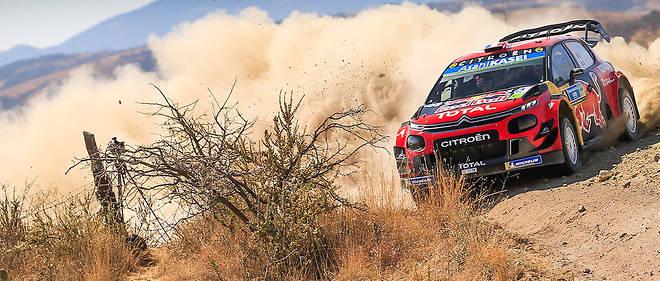 Ogier et Citroën reprennent le dessus au Rallye du Mexique après le raté en Suède.