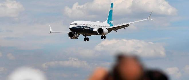 Le premier Boeing 737 MAX a été dévoilé au public le 5 février 2018 à Renton, près de Seattle. Image d'illustration.