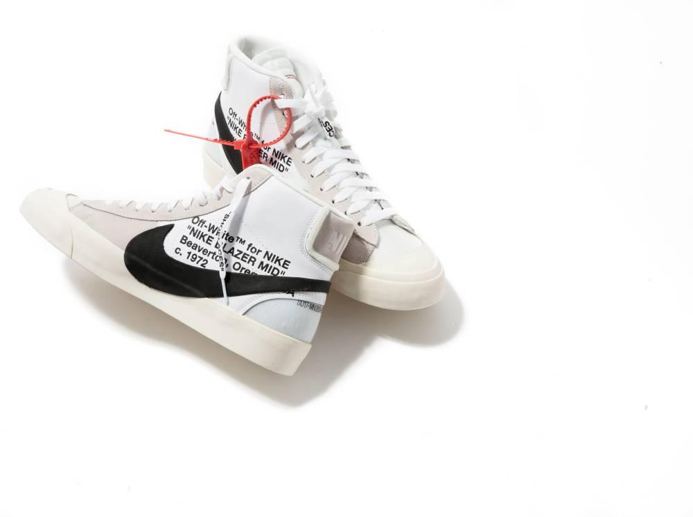Nike, collaboration  ©  robert schoehuys