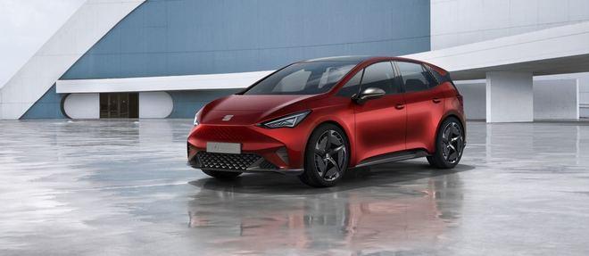 Le concept El-Born préfigure une berline compacte que Seat devrait commercialiser en 2020.
