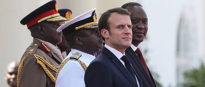 La troisième édition du One Planet Summit a eu lieu jeudi au Kenya, une première pour le continent africain. Le président français Emmanuel Macron y a prononcé le discours de clôture.