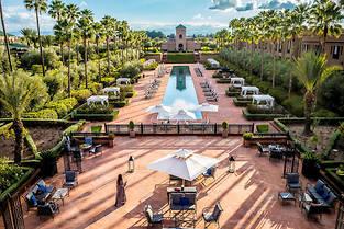 L'hôtel Selman, à Marrakech.