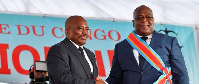 Joseph Kabila n'est plus le président de la RDC. Mais sa plateforme politque, le FCC, conserve la majorité à l'Assemblée nationale et au Sénat.