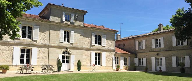 Château du Payre, Cadillac, Bordeaux.