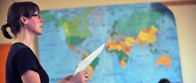 Ce plan contre la violence à l'école avait été promis en octobre après la vidéo montrant un élève en train de menacer sa professeure avec une arme factice dans un lycée de Créteil (photo d'illustration).